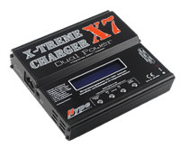 X7 charger Lader